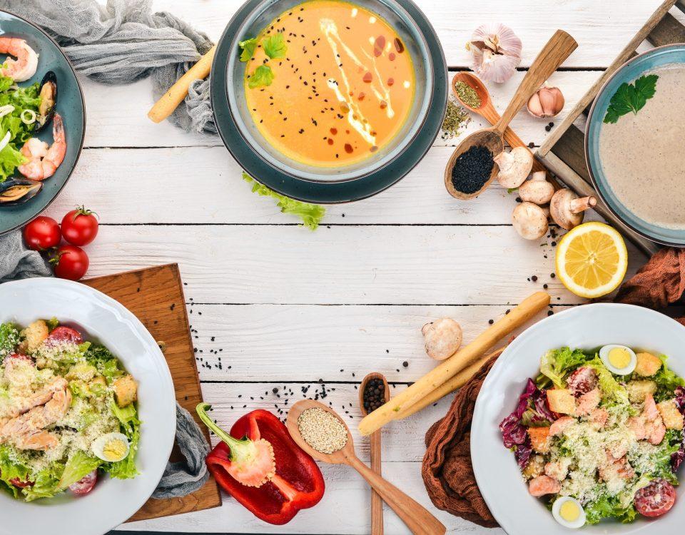 livraison de plateaux repas Aix en Provence